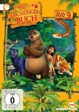 Das Dschungelbuch, DVD 09 Poster