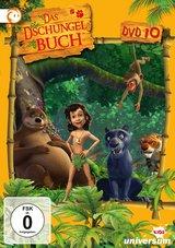 Das Dschungelbuch, DVD 10 Poster