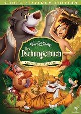 Das Dschungelbuch (Platinum Edition, 2 DVDs) Poster