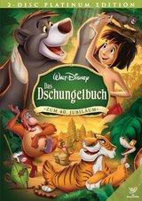 Das Dschungelbuch (Platinum Edition) Poster