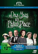 Das Haus am Eaton Place - Staffel 2 (4 Discs) Poster