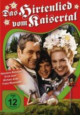 Das Hirtenlied vom Kaisertal Poster