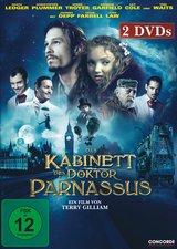Das Kabinett des Dr. Parnassus (2 Discs) Poster
