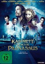 Das Kabinett des Dr. Parnassus (Einzel-Disc) Poster
