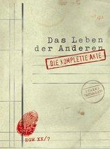 Das Leben der Anderen - Die komplette Akte (Limited Edition, 2 DVDs + Audio-CD) Poster