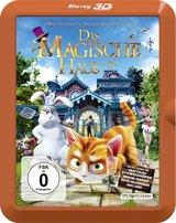 Das magische Haus (Blu-ray 3D) Poster