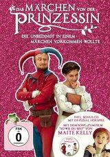 Das Märchen von der Prinzessin, die unbedingt in einem Märchen vorkommen wollte (+ Audio-CD) Poster
