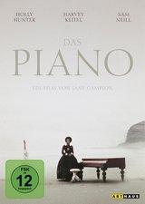 Das Piano (Einzel-DVD) Poster