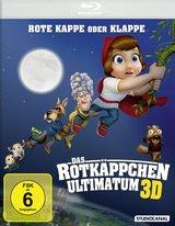Das Rotkäppchen-Ultimatum (Blu-ray 3D) Poster