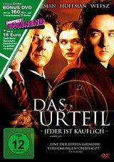 Das Urteil - Jeder ist käuflich (+ Bonus DVD TV-Serien) Poster