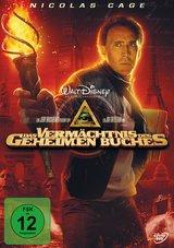 Das Vermächtnis des geheimen Buches (Einzel-DVD) Poster