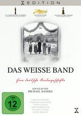 Das weiße Band (Einzel-DVD) Poster