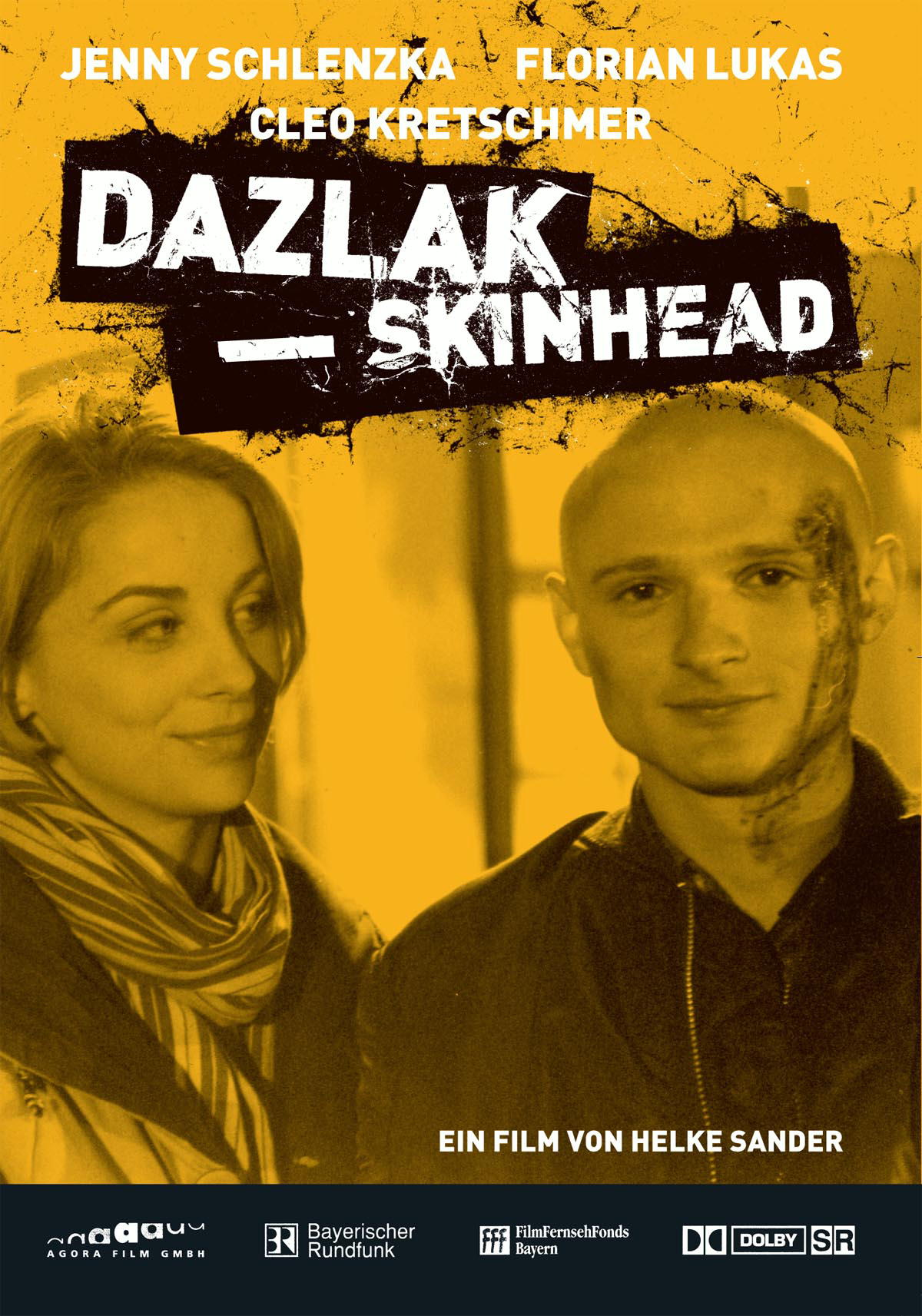 Dazlak - Skinhead Poster