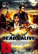 Dead or Alive (Limited Special Edition, 2 Discs) Poster