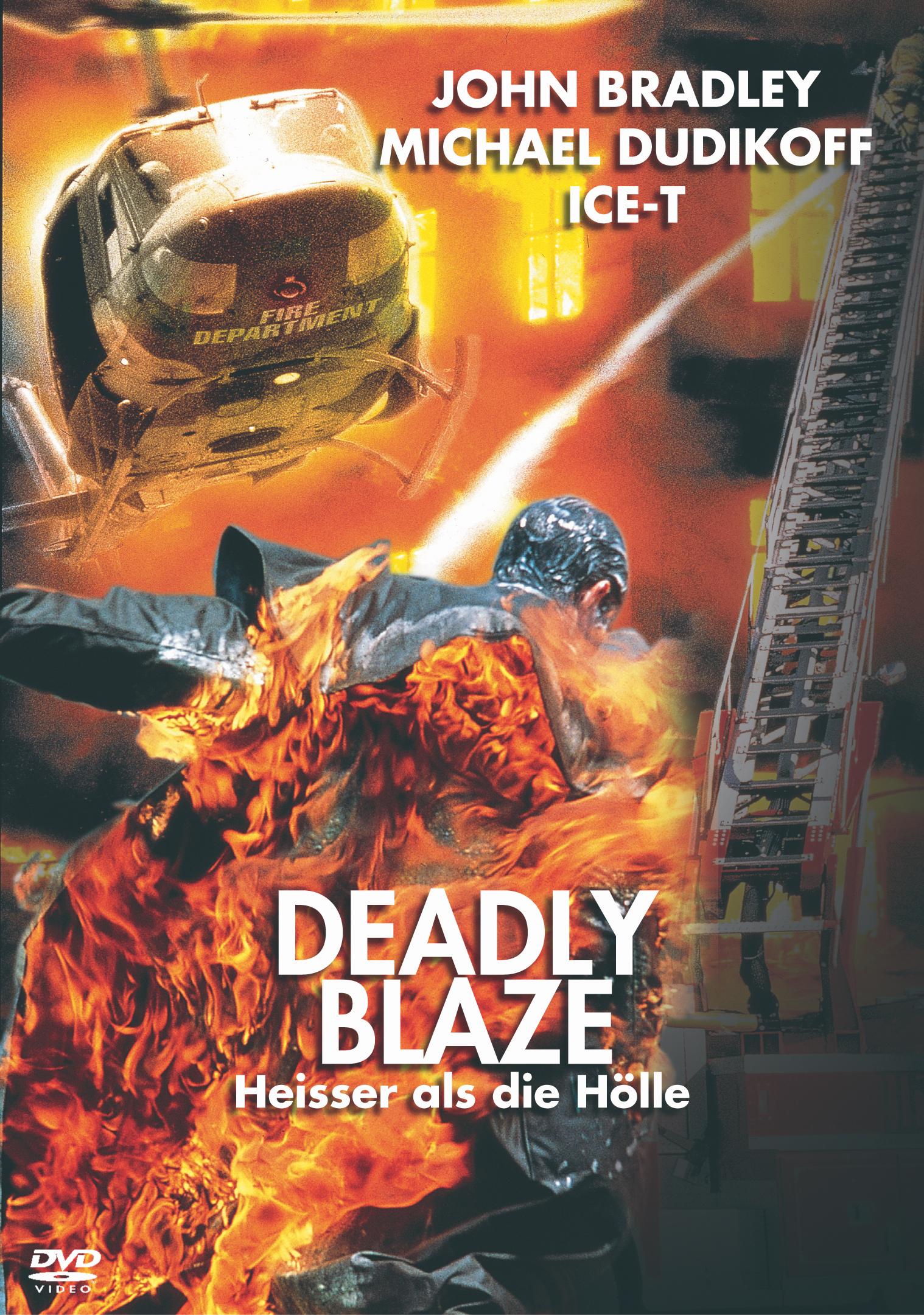 Deadly Blaze - Heißer als die Hölle Poster