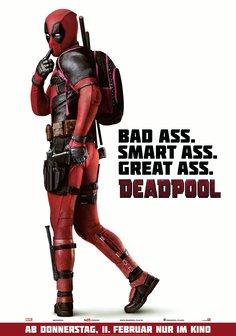 Film-Poster für Deadpool