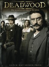 Deadwood - Die komplette zweite Season (4 DVDs) Poster