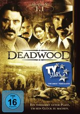 Deadwood - Season 1, Vol. 1 (2 Discs) Poster