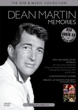 Dean Martin - Memories (NTSC, plus Audio-CD) Poster