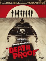 Death Proof - Todsicher (Limited Collector's Edition, 2 DVDs) Poster