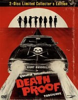 Death Proof - Todsicher (Special Edition, 2 DVDs) Poster