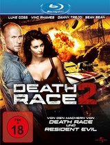 Death Race 2 (Gekürzte Fassung) Poster