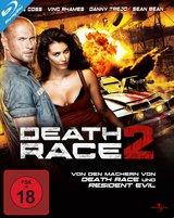 Death Race 2 (Gekürzte Fassung, Steelbook) Poster
