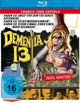 Dementia 13 (Digital Remastered) Poster