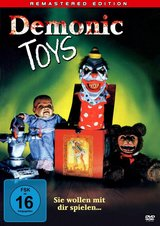 Demonic Toys Poster