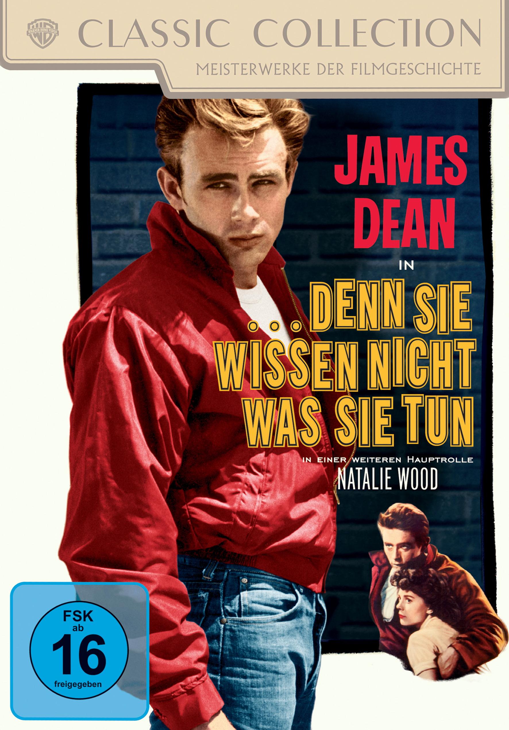 ... denn sie wissen nicht, was sie tun (2 DVDs) Poster