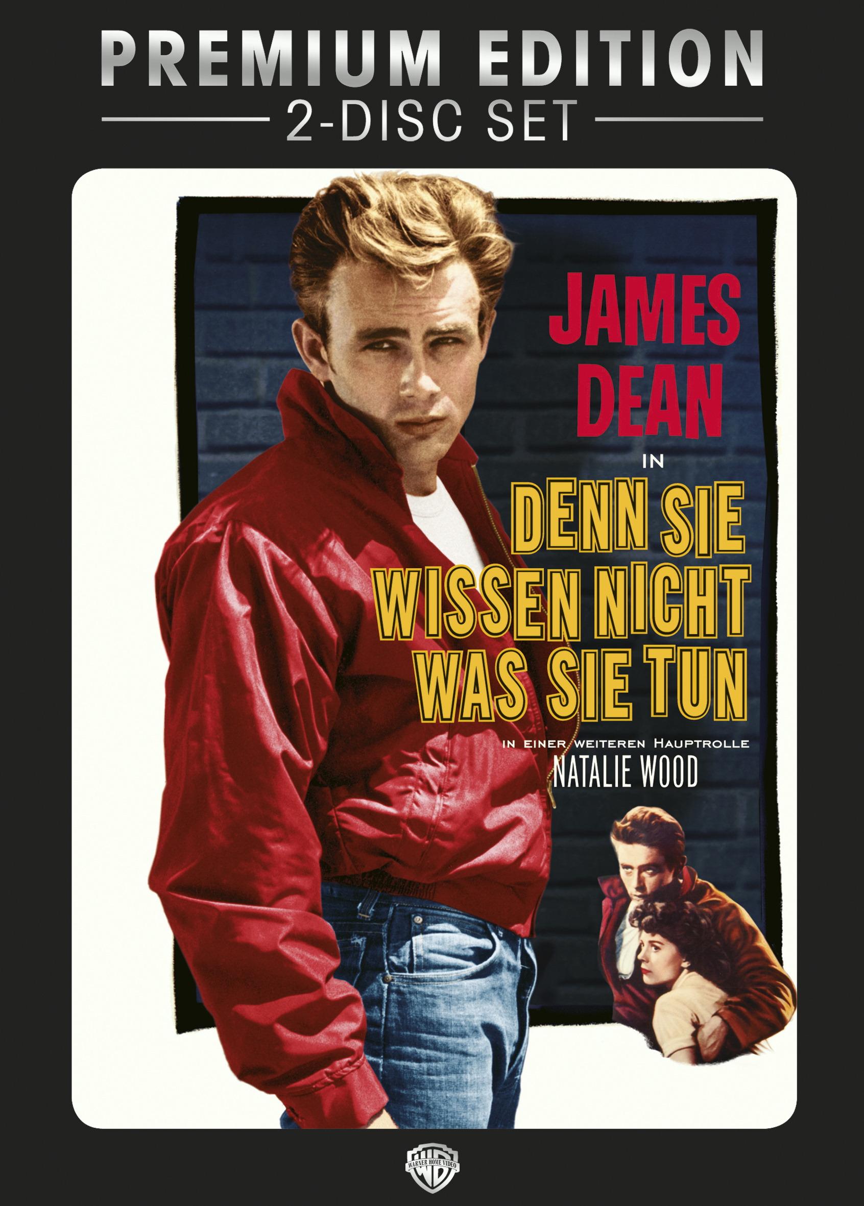 ... denn sie wissen nicht, was sie tun (Premium Edition, 2 DVDs) Poster