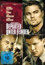 Departed - Unter Feinden (Einzel-DVD) Poster