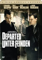 Departed - Unter Feinden (Limited Edition im Steelbook, 2 DVDs) Poster