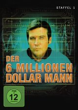 Der 6 Millionen Dollar Mann - Staffel 1 (4 Discs) Poster