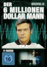 Der 6 Millionen Dollar Mann - Staffel 2 (5 Discs) Poster