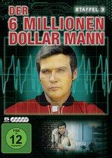 Der 6 Millionen Dollar Mann - Staffel 3 (5 Discs) Poster