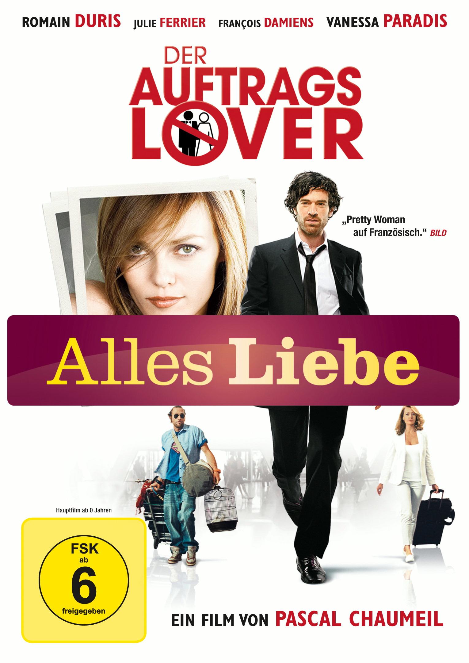 Der Auftragslover (Alles Liebe) Poster