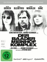 Der Baader Meinhof Komplex (TV-Langfassung) Poster