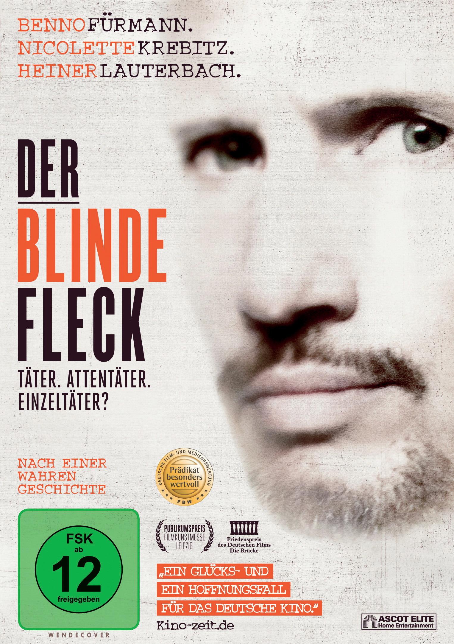 Der blinde Fleck - Täter. Attentäter. Einzeltäter? Poster