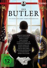 Der Butler (Limited White House-Edition) Poster