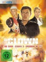 Der Clown - Die Serie, Staffel 3 (3 DVDs) Poster