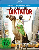 Der Diktator (+ DVD, inkl. Digital Copy) Poster