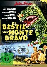 Der Fluch vom Monte Bravo Poster