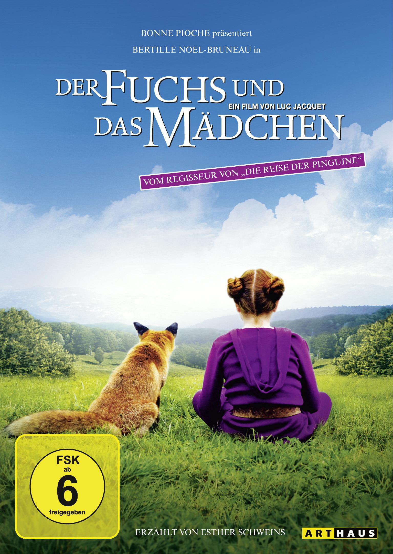 Der Fuchs und das Mädchen (Einzel-DVD) Poster