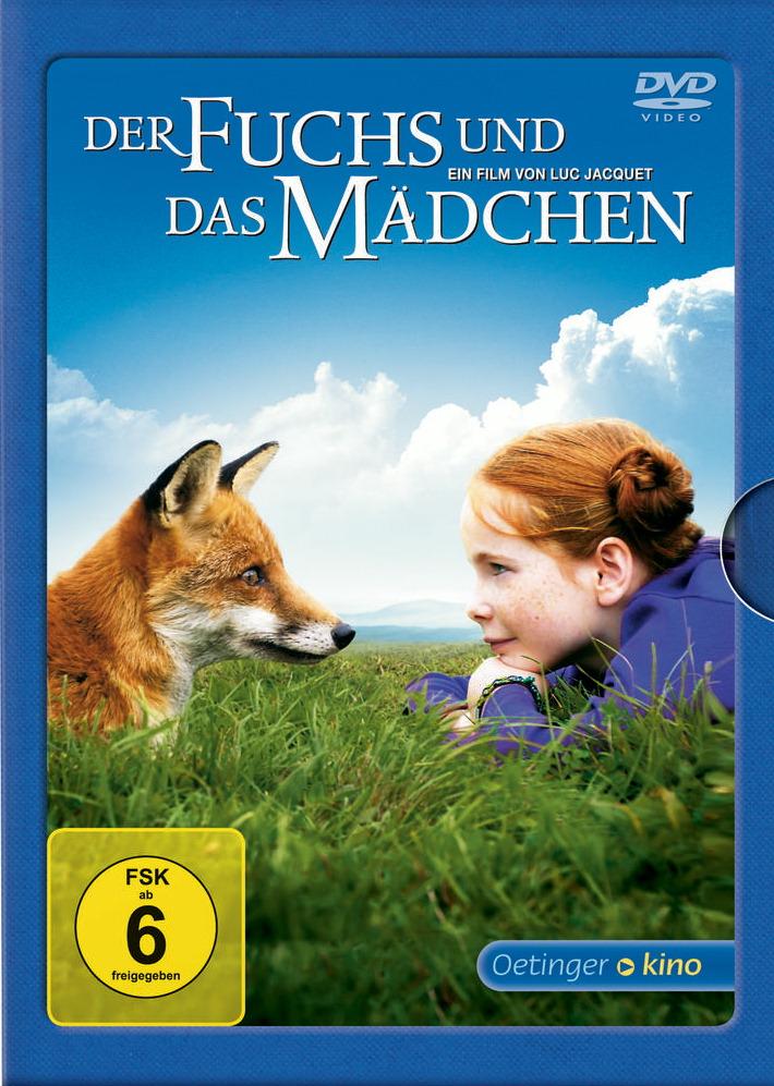 Der Fuchs und das Mädchen (nur für den Buchhandel) Poster
