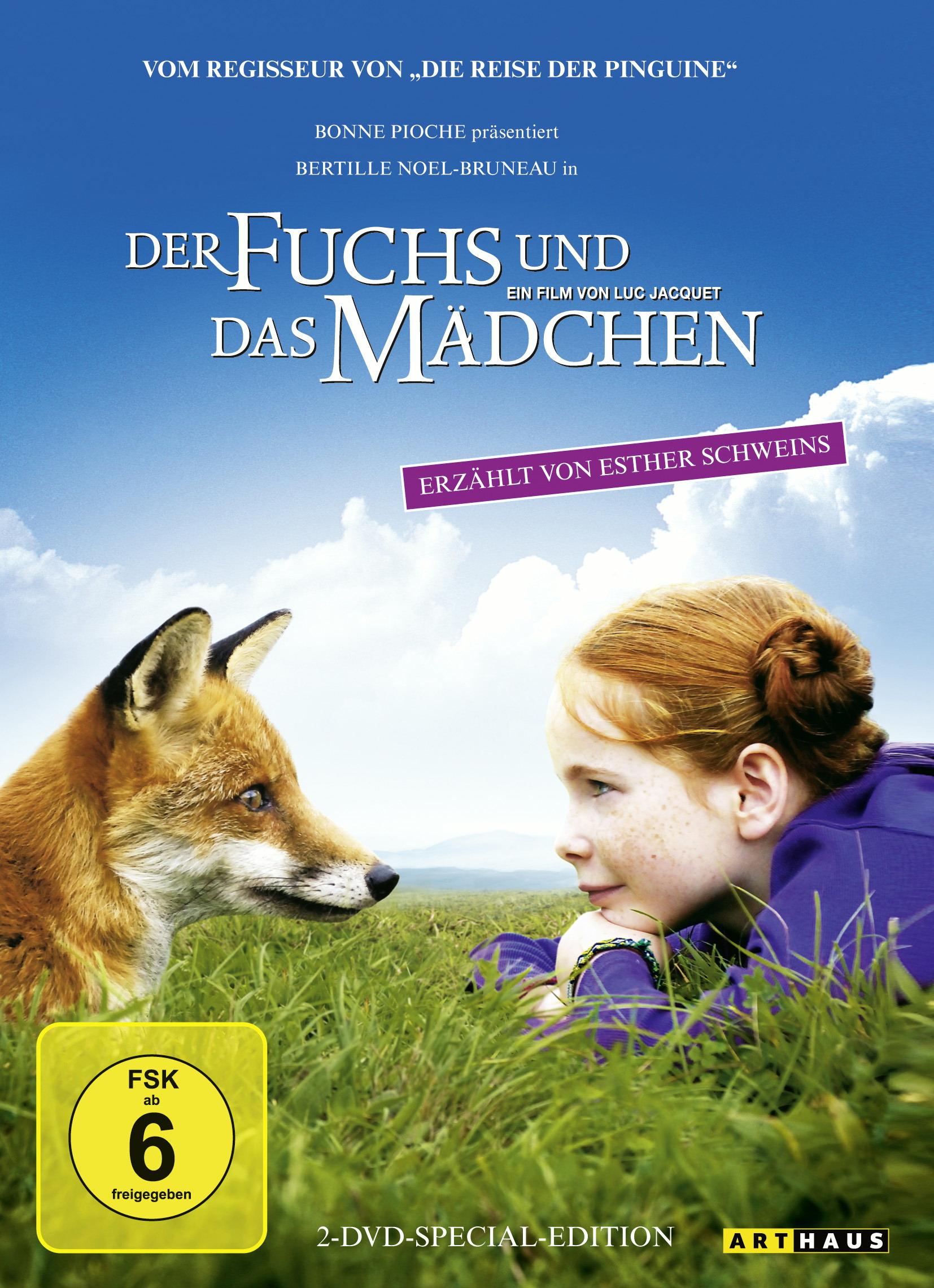 Der Fuchs und das Mädchen (Special Edition, 2 DVDs) Poster