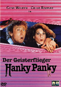 Der Geisterflieger Hanky Panky Poster