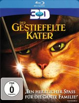 Der gestiefelte Kater (Blu-ray 3D) Poster