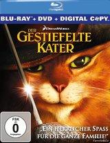 Der gestiefelte Kater (+ DVD, inkl. Digital Copy) Poster