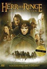 Der Herr der Ringe - Die Gefährten (Einzel-DVD) Poster